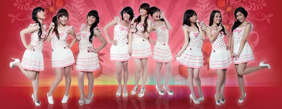 Foto Cherry Belle Girl Band