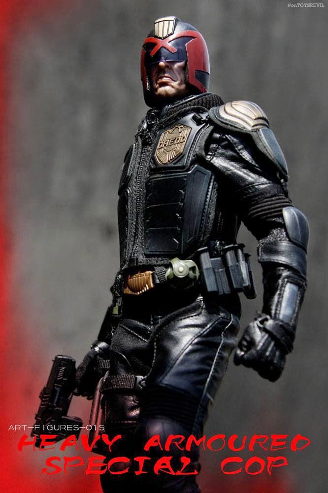 Karl Urban Dredd