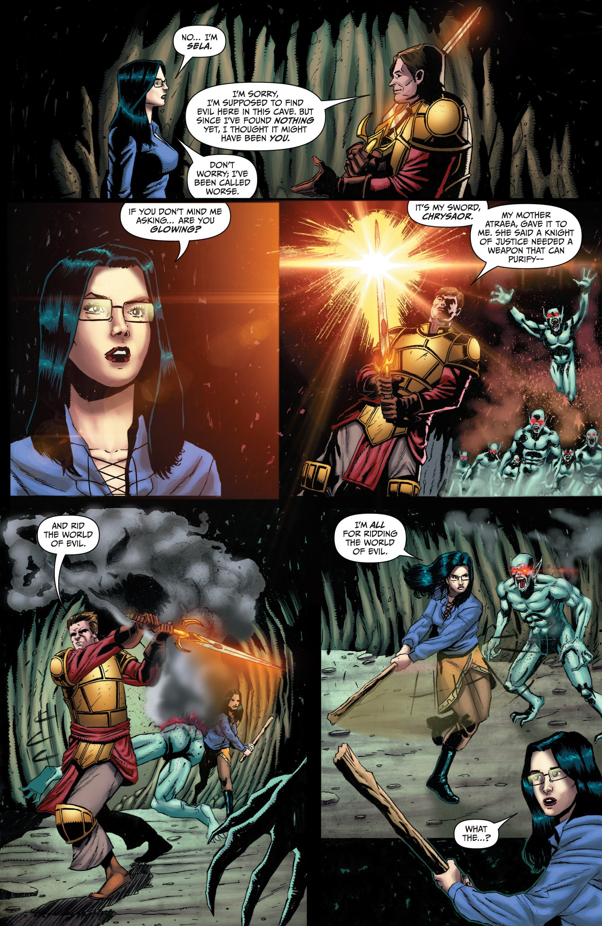 Grimm Fairy Tales (2005) Issue #93 #96 - English 18