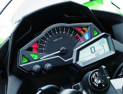 Spesifikasi 2013 Motor Kawasaki Ninja 300