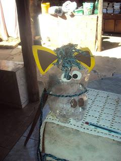 Aprenda a fazer um Cavalinho de Garrafa Pet Espaço do Educador