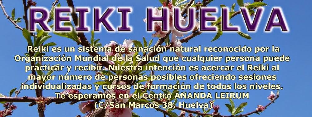 Escuela Reiki Huelva