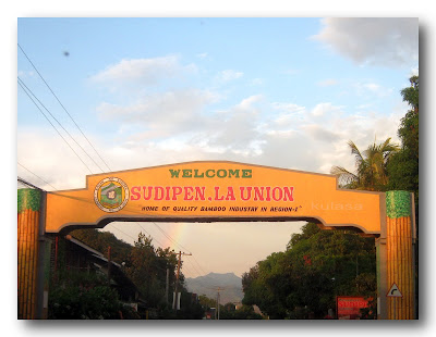 Sudipen, La Union