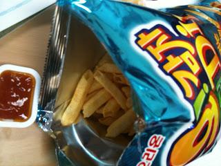 Korean chips