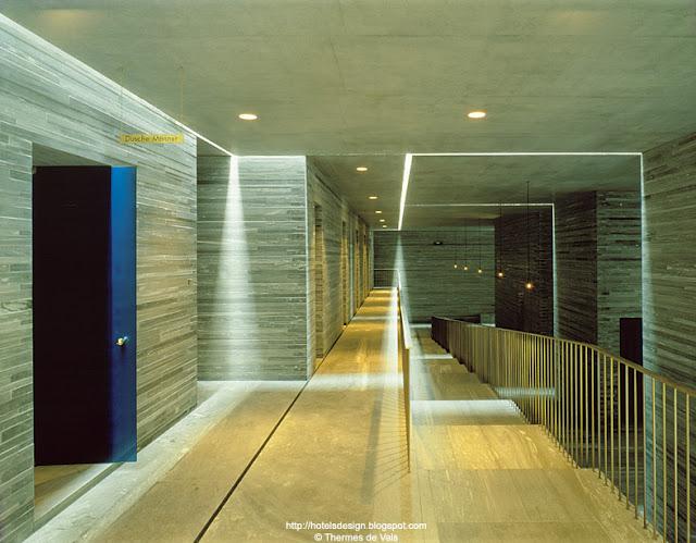 Les plus beaux hotels design du monde h tel therme vals for Design hotel vals