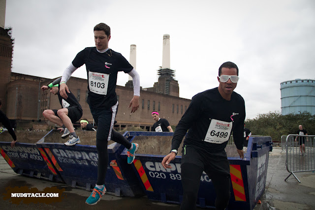 Skips at Survival of the Fittest London