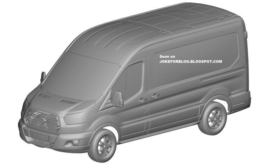 2013 - [Ford] Transit (Connect & MaxiVan) 34ante