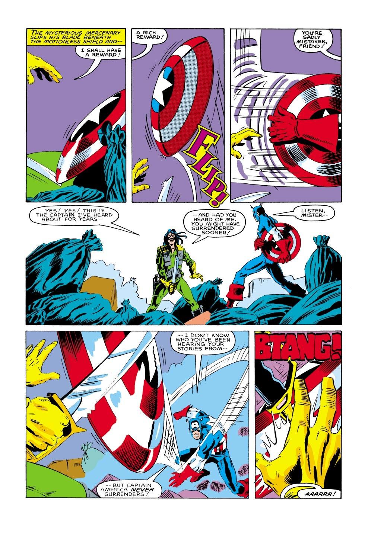 Captain America (1968) Issue #302 #230 - English 9