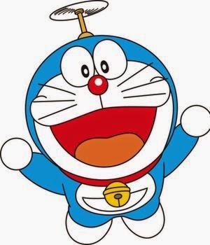 Doraemon (Doraemon) - Karakter sejuta umat yang sering dipakai untuk foto profil