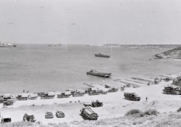 Высадка турецких войск на Кипре
