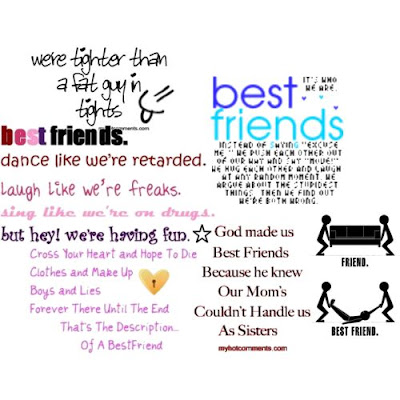 Funny Quotes  Sayings on Best Friends Funny Quotes And Sayings Love Friendship Quotes Sayings