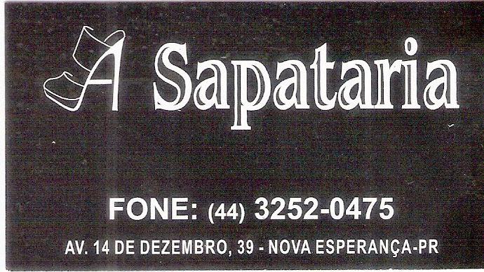 A Sapataria