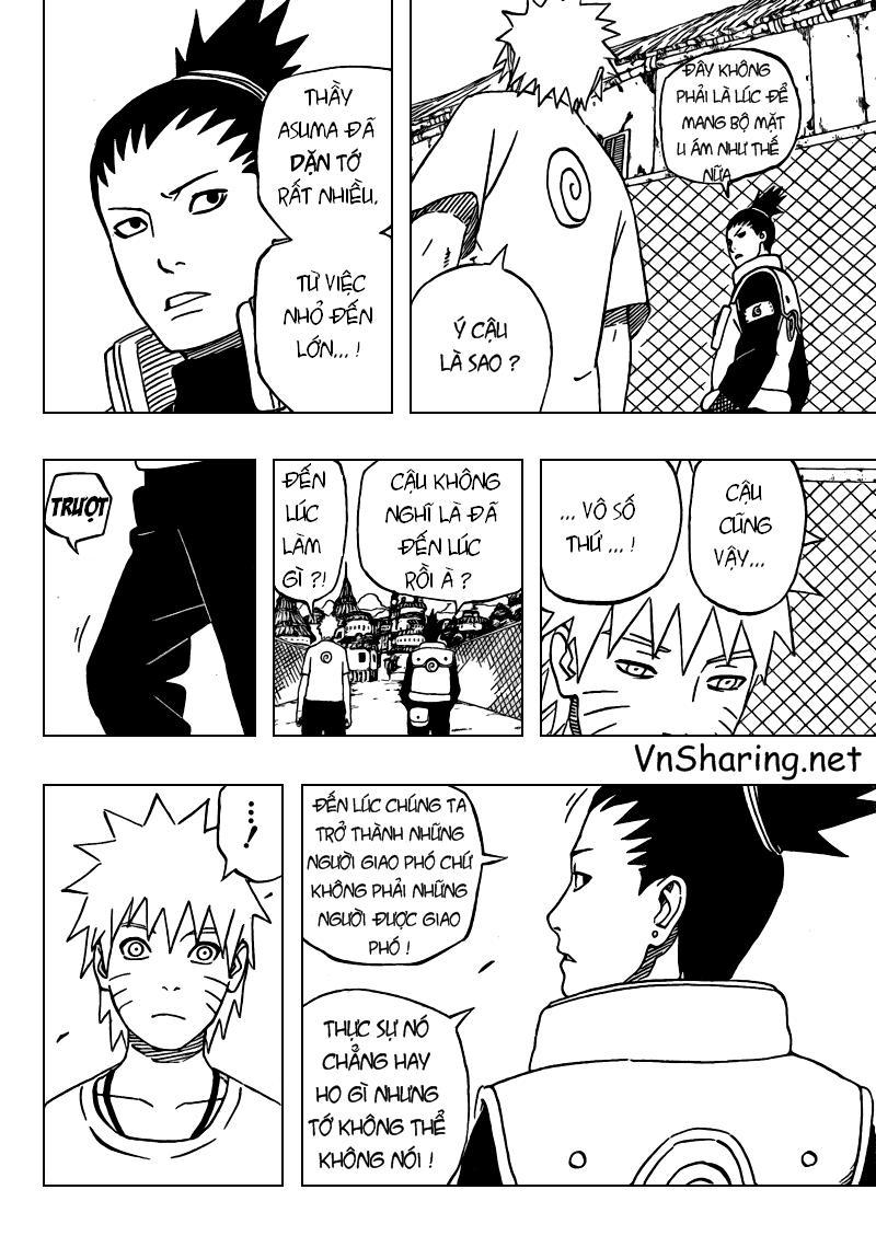 Naruto chap 406 Trang 17 - Mangak.info