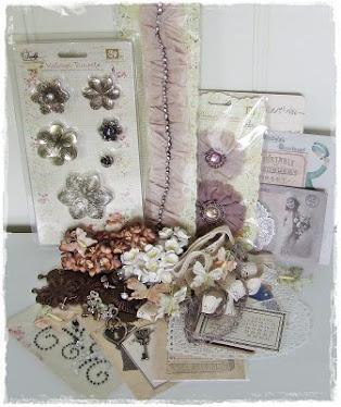 Nydelig Blogg Candy på Hobbykroken min varer frem til 1 Mai