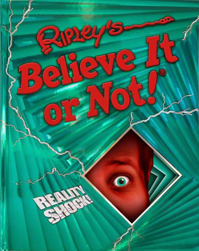Ripley's Believe It or Not! Reality Shock! Getaway Contest