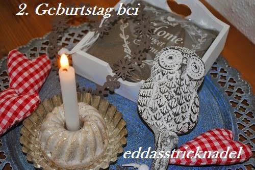 Verlosung bei Edda zum Bloggeburtstag
