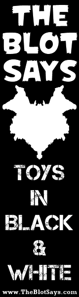 The Blot Says... - TheBlotSays.com A Blog about Toys, Comics, Art and All Things Pop Culture!