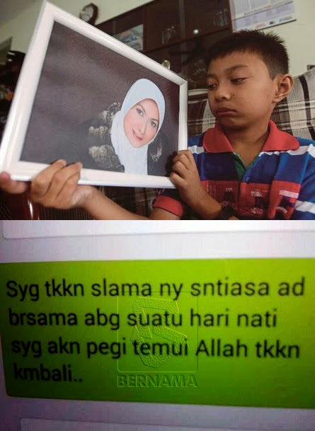 Mesej aneh Mastura Mustafa pramugari MH17 kepada suami sebelum terhempas 3 Gambar
