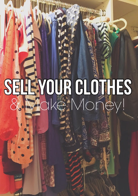 Sell Your Clothes & Make Money! | Seeking the South