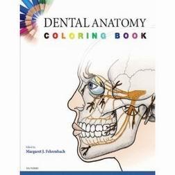Dental Anatomy Coloring Book Saunders Fehrenbach Ebooks Download