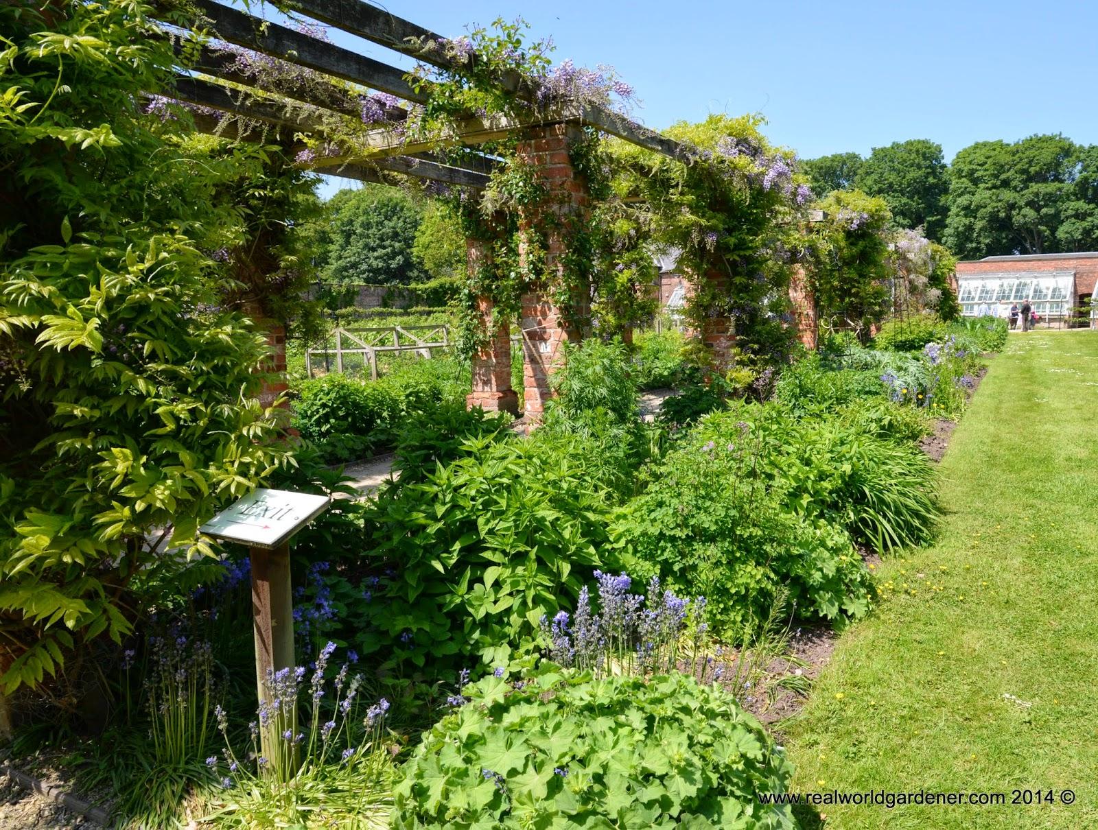 Real World Gardener Potager Gardens in Design Elements
