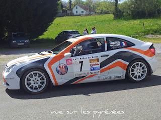 16ème Le rallye du Béarn 2013