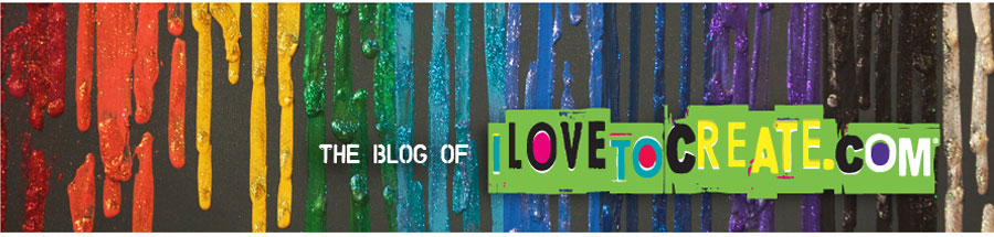 iLoveToCreate Blog