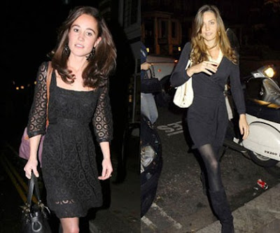 kate middleton fashion style. Pippa vs Kate Middleton