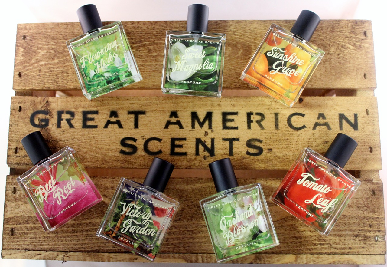Perfume Shrine: Herbal & Tangy, Aromatic & Green: Unusual Scents ...