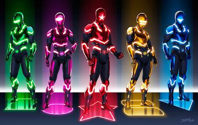 Phim Siêu Nhân Power Ranger Zeo