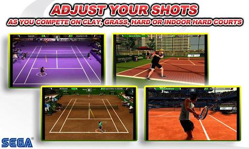 Virtua Tennis™ Challenge apk