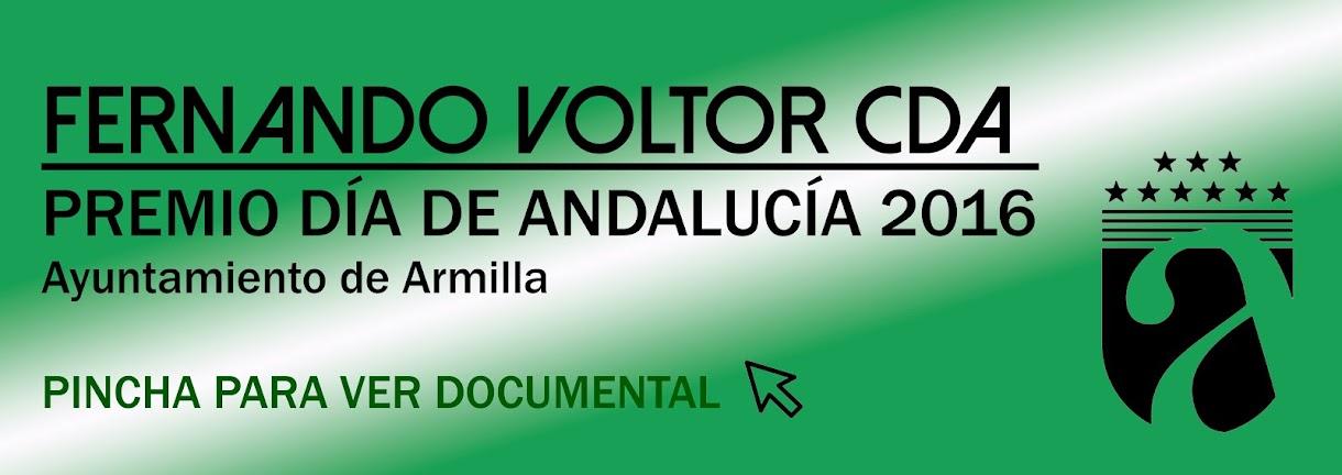 Premio Día de Andalucía 2016
