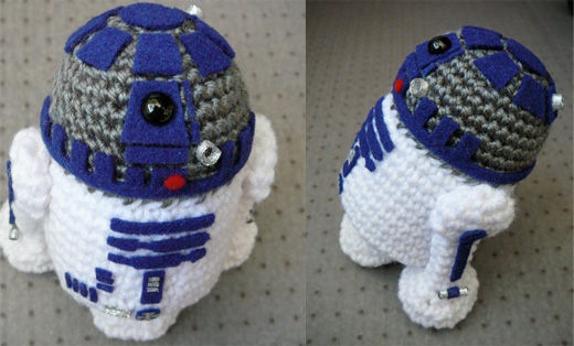 Crocheting Conversations: May the 4th be with you.....