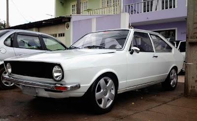 Passat LS 1977 Motor 1.9 Turbo