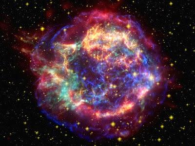 supernova de ca casiopéia