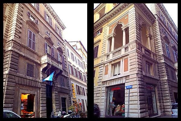Palazzo Gaddi w Rzymie