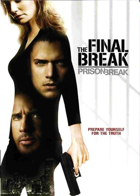 Download - Prison Break - O Resgate Final AVI Dual Áudio + RMVB Dublado