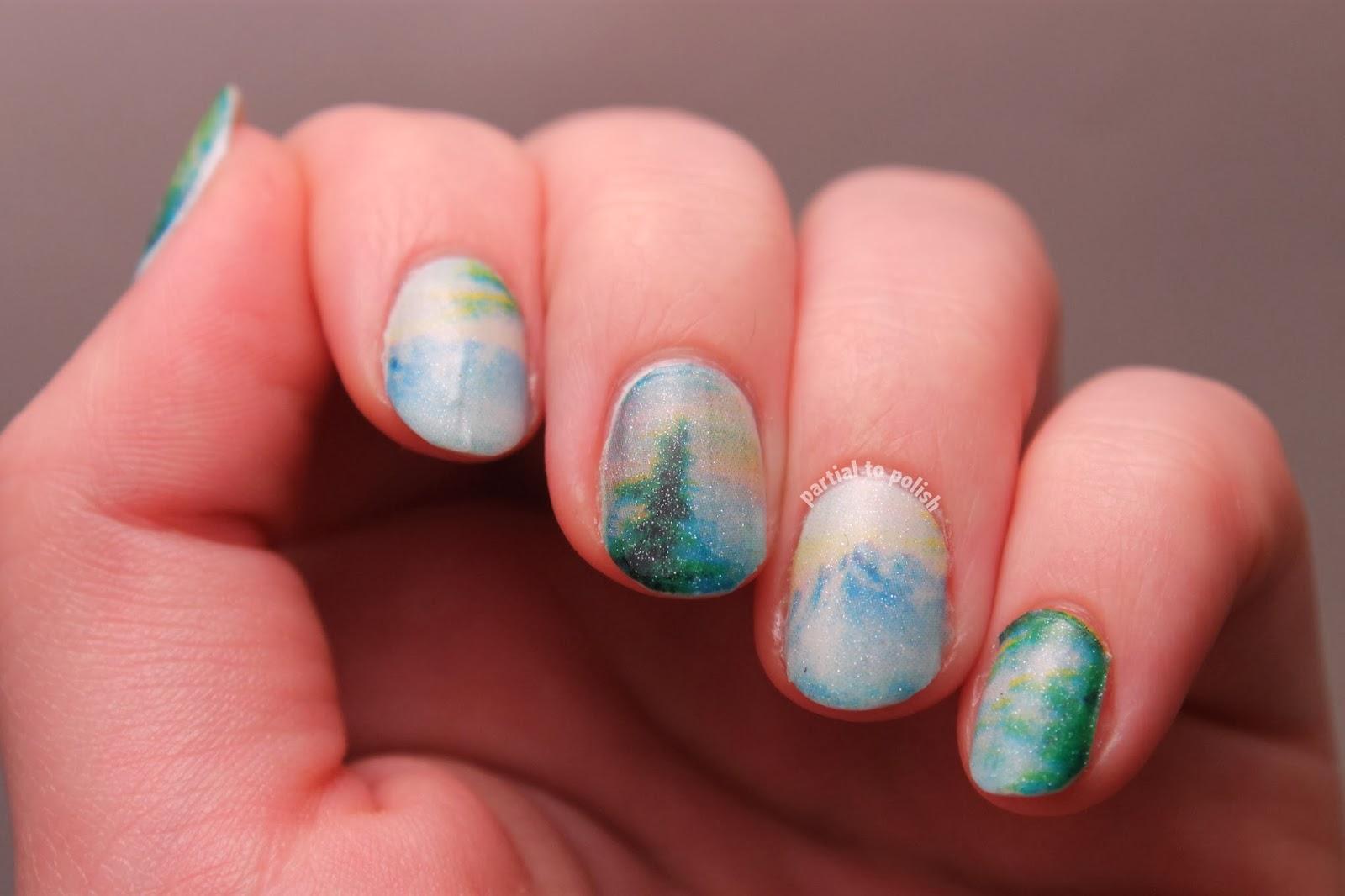 Born Pretty Store Nail Stickers