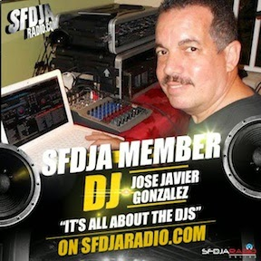 DJ Javier On SFDJARadio.com
