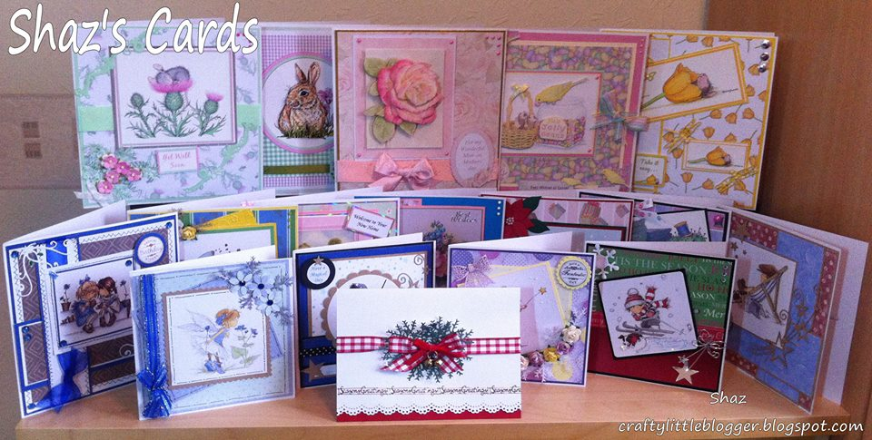 Shaz's Crafty Corner