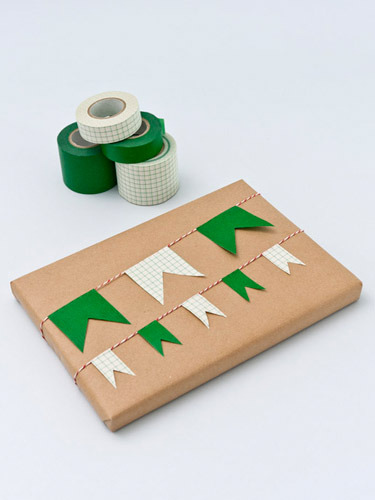 Be different act normal colored masking tape gift wrap for What is washi tape and how do you use it