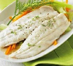 Receta Pescado Naranja Hinojo