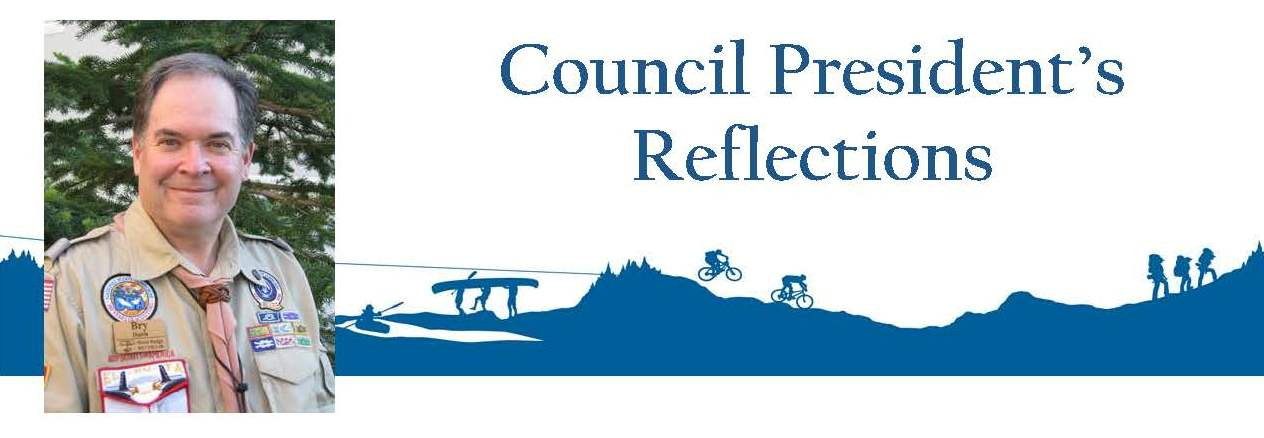 Council President's Blog