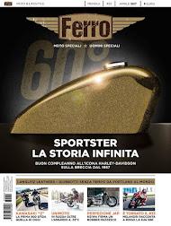 La storia dello Sportster scritta per Ferro