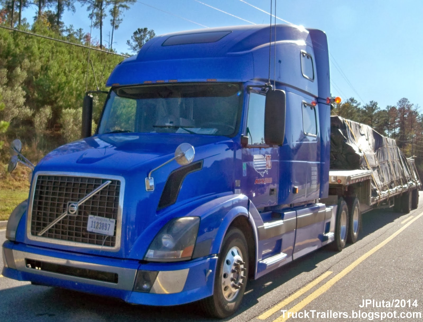 truck trailer transport express freight logistic diesel. Black Bedroom Furniture Sets. Home Design Ideas