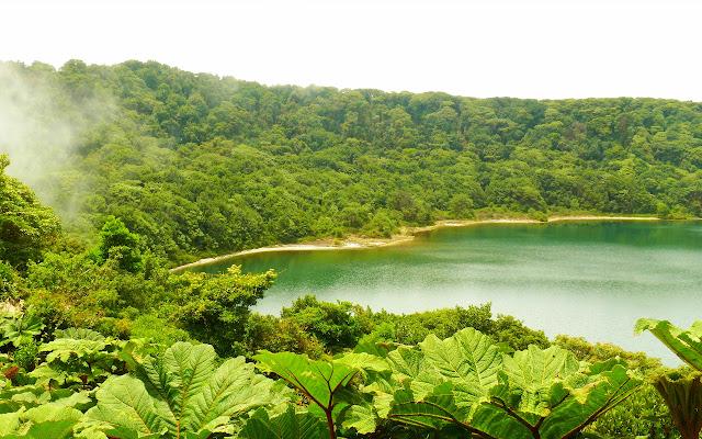 La Laguna Botos, Costa Rica