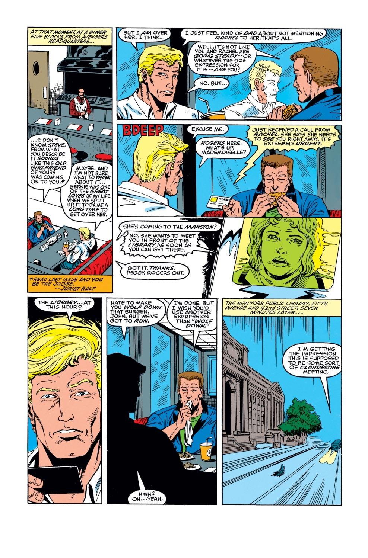 Captain America (1968) Issue #381 #314 - English 5