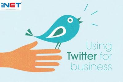 Bí quyết kinh doanh online hiệu quả trên Twitter