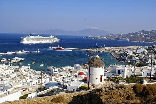 Increibles cruceros por las islas griegas