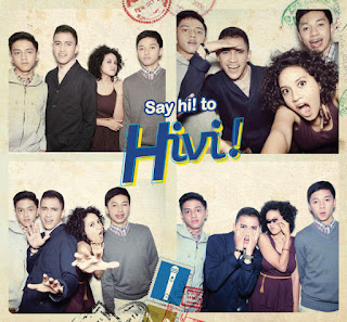 Hivi! - Orang Ketiga (from Say Hi to Hivi!)